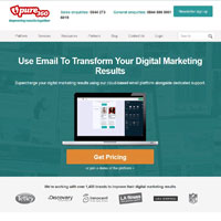 Pure360 Email Marketing image